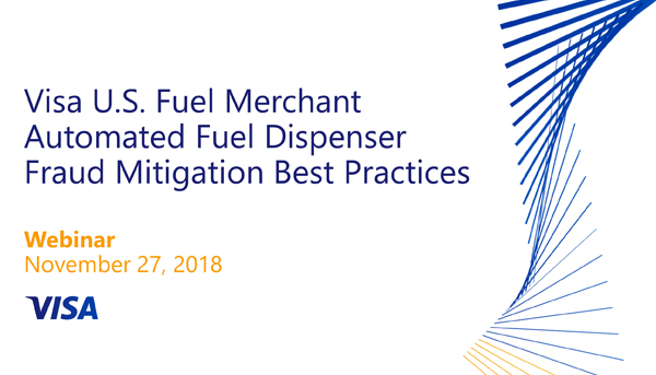 Visa U.S. Fuel Merchant Automated Fuel Dispenser Fraud Mitigation Best Practices